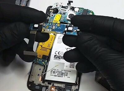 Broken USB/Charging port mail in repair service for the Samsung Galaxy S6 Edge