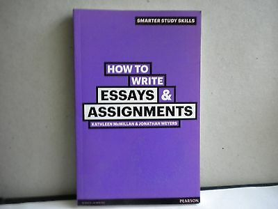 Write essays assignments