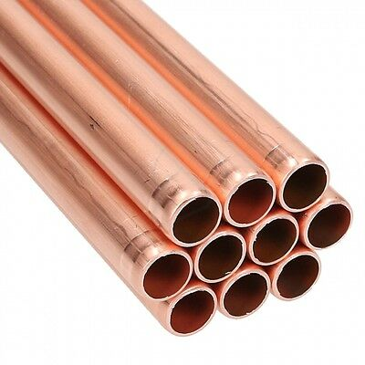 12mm copper tube x 1000mm length *