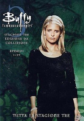 Buffy l'Ammazzavampiri - Stagione 3 (6 DVD) - ITALIANO ORIGINALE SIGILLATO -