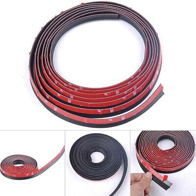"160"" Z Type Adhesive Car Rubber Seal Sound Insulation Car Door Sealing Strip"
