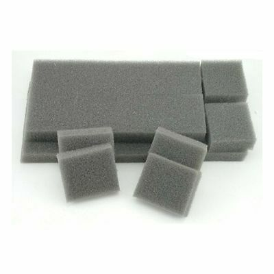 A-Line HO Scale Hobby Tote System Foam Spacers 24pc ALN-19300