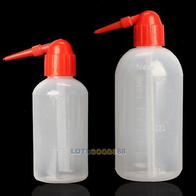 250ml 500ml Universal Tattoo Squeeze Bottle Diffuser Green Soap Wash Lab Supply