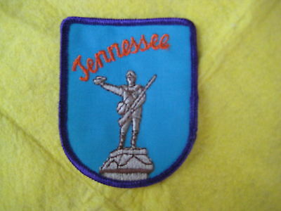 """Vintage State Of Tennessee Patch 2 5/8"""" X 3 1/4"""""""