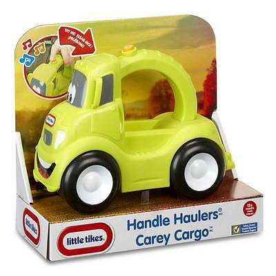 Little Tikes Handle Haulers Carey Cargo with Sound Toddler Toy Truck