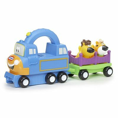 Little Tikes Handle Haulers Deluxe Train Big Top Charlie