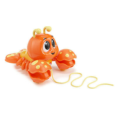 Little Tikes Lil' Ocean Explorers Pull N Chatter Lobster Pull Along toy