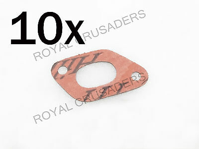New Lambretta Scooters 125,150,175 & 185 Air Intake Manifold Gasket #vp48 (C-171