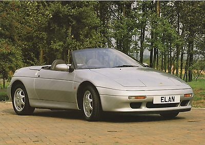 Lotus Elan SE Brochure - Mint