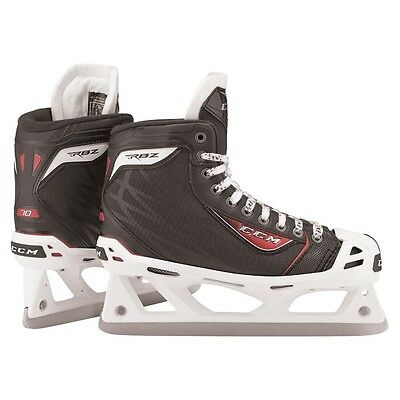 New Ccm Rbz 70 Goalie Skates Size - Junior Free Shipping