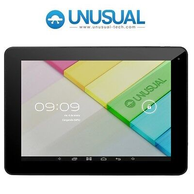 Tablet Unusual 10X 10' 8 GB Wi-Fi Negro / Gris Usada | B