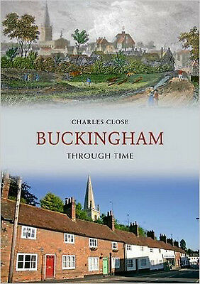 Buckingham Through Time, New, Charles Close Book