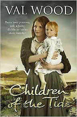Children Of The Tide, New, Wood, Val Book
