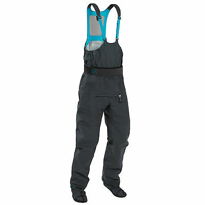Palm Atom Bib Dry Trousers with Relief Zip for Canoe Kayak Fishing