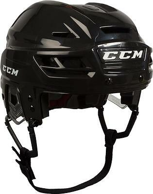 NEW CCM Resistance Helmet COLOR BLACK SIZE - SENIOR