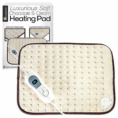 Homefront Heat Pad Therapeutic Soothing Pain Relief Therapy Arthritis Tension