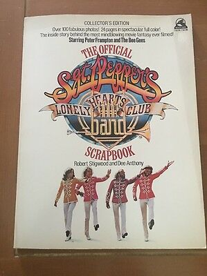 The Official Sgt. Pepper's Lonely Hearts Club Band Scrapbook 1978
