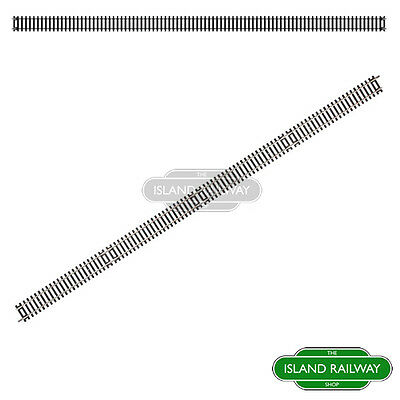 Hornby R603 Extended Straight 670mm Track Pieces Single OO Gauge 1:76 Scale