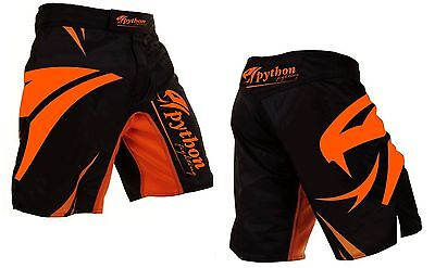 Pythonfighting gel MMA mauy thai fight shorts Small UFC