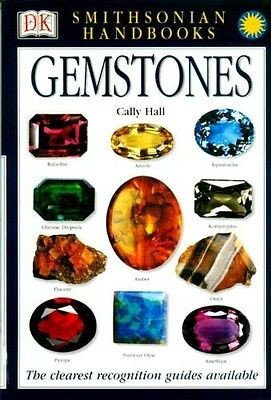 Smithsonian Gemstone Identification Handbook Encyclopedia 800 Pix 130 Species