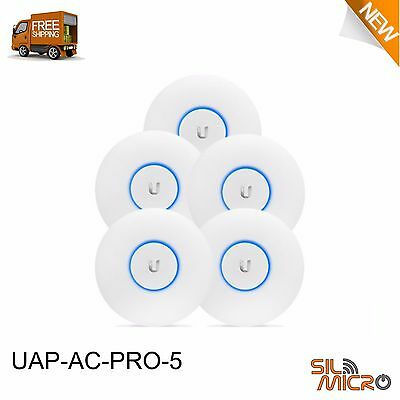 Ubiquiti UAP-AC-PRO-5 UniFi Access Point Wi-Fi System POE NOT Included