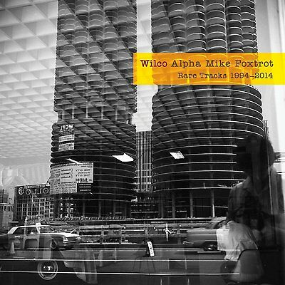 WILCO Alpha Mike Foxtrot 180g vinyl 4-LP numbered box set + MP3 SEALED/NEW