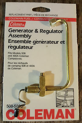 Bnip Coleman Generator 508, 400A Stoves, 508-589C Free Shipping