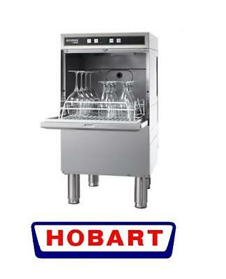 Hobart Ecomax Plus G403 Commercial Glasswasher-HOBART DISPATCH 7TH OF EACH MONTH