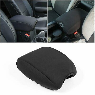 Center Console Armrest Pad Cover Arm Rest Protector For 11-17 Jeep Wrangler JK