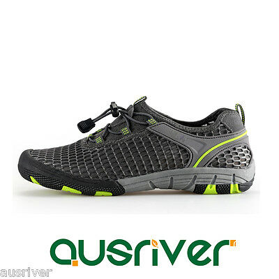 Outdoor Lightweight Quick-Dry Hiking Shoes for Fishing Paddle Trekking Anti-Slip