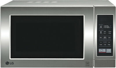 NEW LG MS2044VS 20L 700W Stainless Steel Microwave