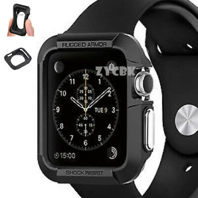 High Quality For Apple Watch Protective Case Cover iWatch Bumper Protector 42mm