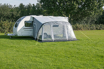 sunncamp swift 390 air plus caravan awning