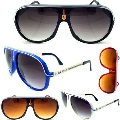 Sonnenbrille KISS TURBO SCARFACE AVIATOR retro unisex TONY MONTANA Champion