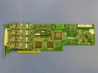 National Instruments PCI-6110 NI DAQ Card 4ch 5MS/sec Simultaneous Analog Input