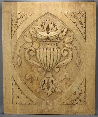Antique  Architectural Wood Panel