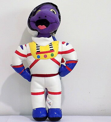 ZAGAME'S PARADISE RESORT GOLD COAST Soft Toy Turtle Space Man Astronaut w Rocket