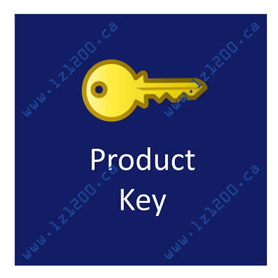 Windows 8.1 Pro OEM Product Key  l  1 PC  l  32-/64-Bit