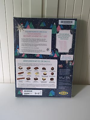 ikea adventskalender 2016 inkl 2x 5 euro gutschein weihnachtskalender neu ovp eur 23 50. Black Bedroom Furniture Sets. Home Design Ideas