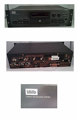 HHB Model CDR-800 Professional Compact Disc Player