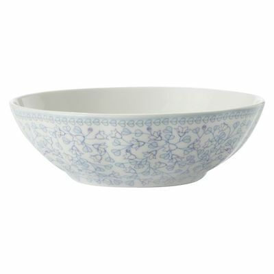 NEW Maxwell & Williams Cashmere Charming Bluebells Coupe Bowl