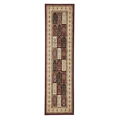 NEW Rug Culture Gateway Persian Oriental Runner Rug