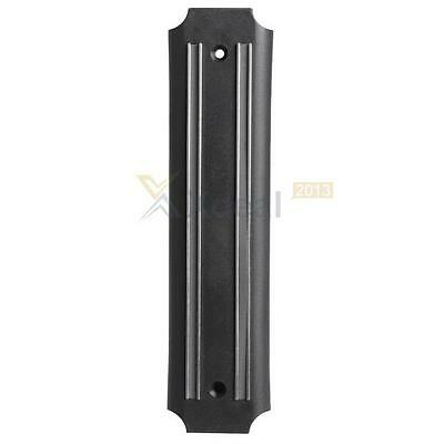 XD#3  Strong Magnetic Knife Tool Rest Shelf for Kitchen Pub Bar Counter Blac