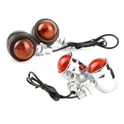Mini Universel Moto LED Strobe Flash Attention Signal Place Lumière Lampe # C