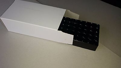 ****CARDBOARD AMMO BOX FOR 9mm/.380 QTY25****