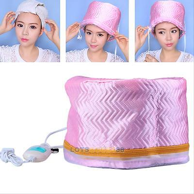 Electric Hair Thermal Treatment Beauty Steamer SPA Nourishing Hair Shower Caps