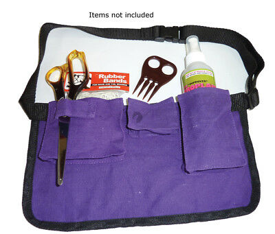 Grooming Plaiting Apron - horse show Preparation perfect to wear whilst plaiting
