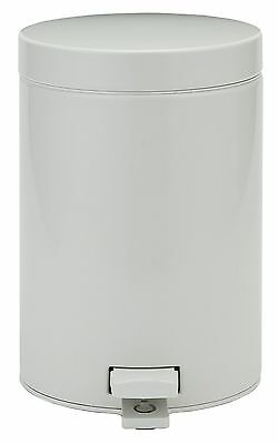 Brabantia Classic 3 Litre Pedal Bin - White.From the Official Argos Shop on ebay