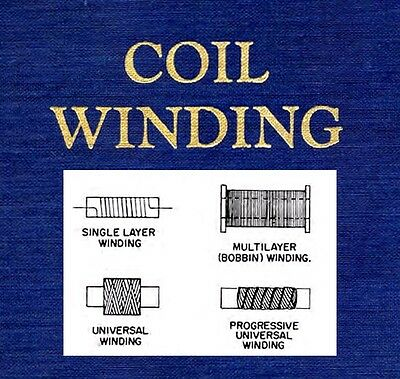 Coil Winding - Vintage Radio Info (1954) - CD