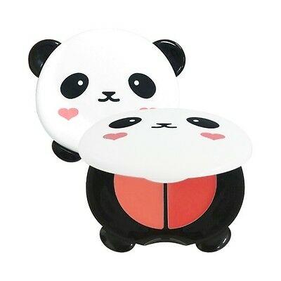 [TONYMOLY] Panda's Dream Dual Lip & Cheek 1.7g*2 (2colors) - Korea Cosmetic